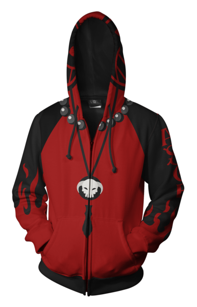 Anime hoodie png. One piece whitebeard pirates