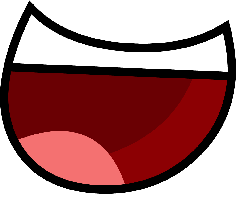 Anime lips png. Image wide mouth open