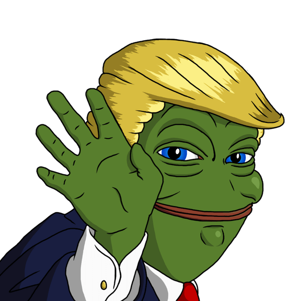 Anime memes png. Trump fans celebrate his