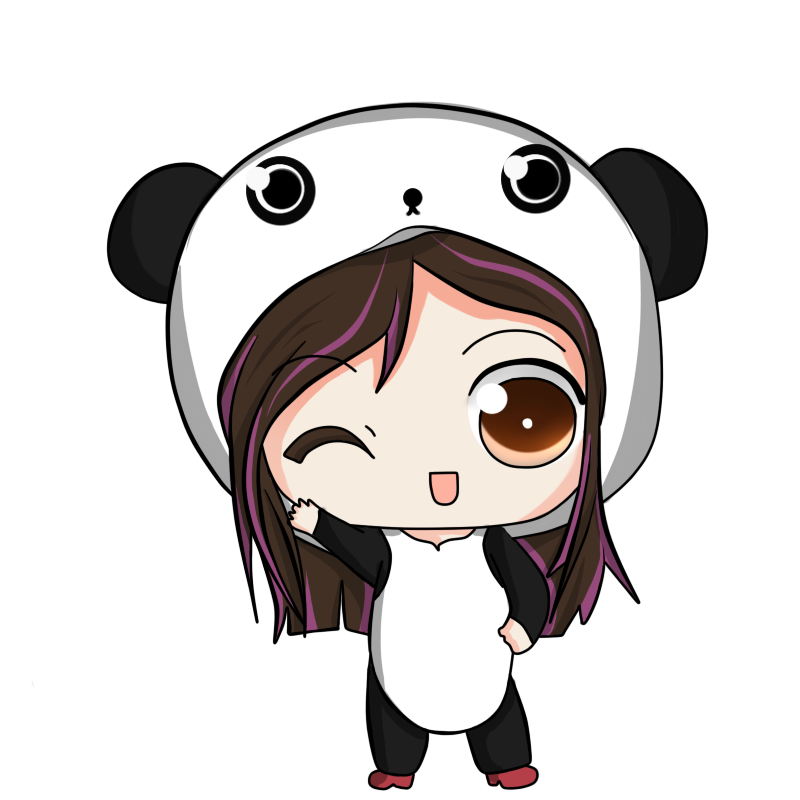 drawing pandas kawaii panda