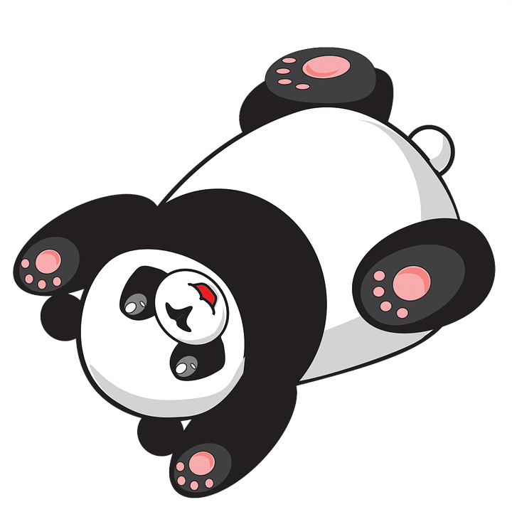 Anime panda png. Shop of clipart library