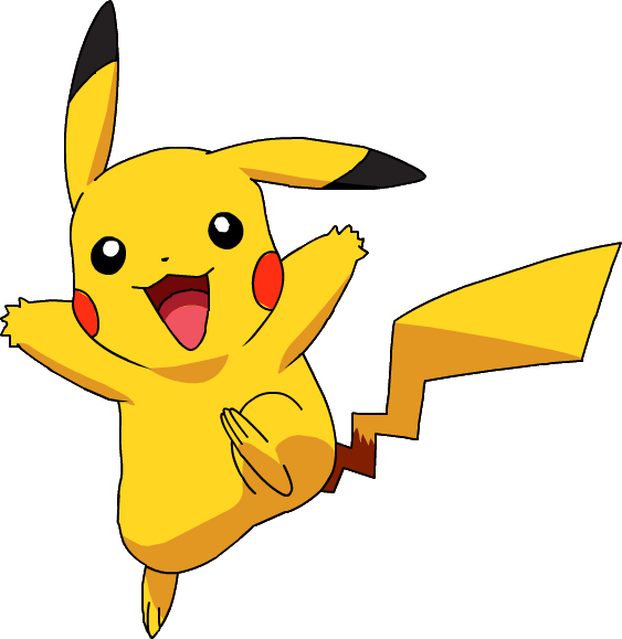 Pikachu png. Image anime heroes wiki