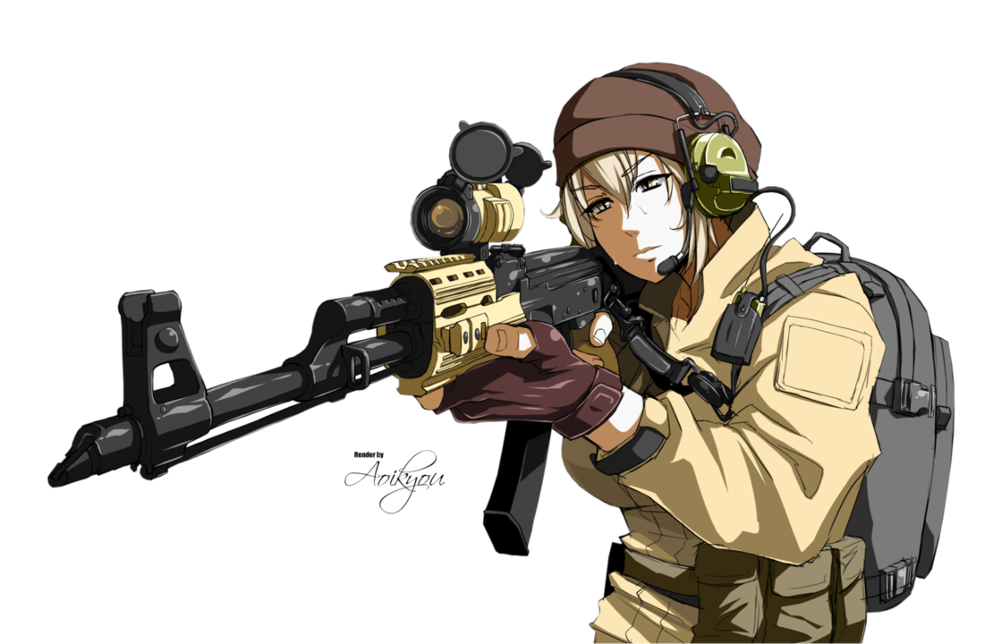 Anime sniper png. Boy pesquisa google character