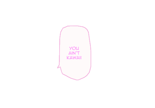 Anime speech bubble png. Sassy tumblr