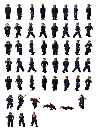 Anime sprite png. Zdoom view topic sprites