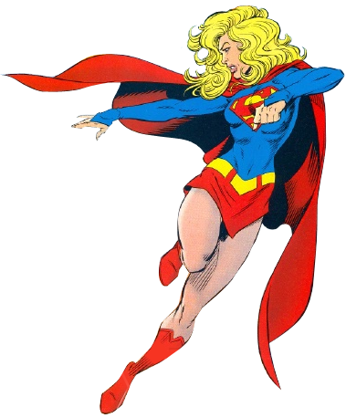Anime supergirl png. By john byrne se