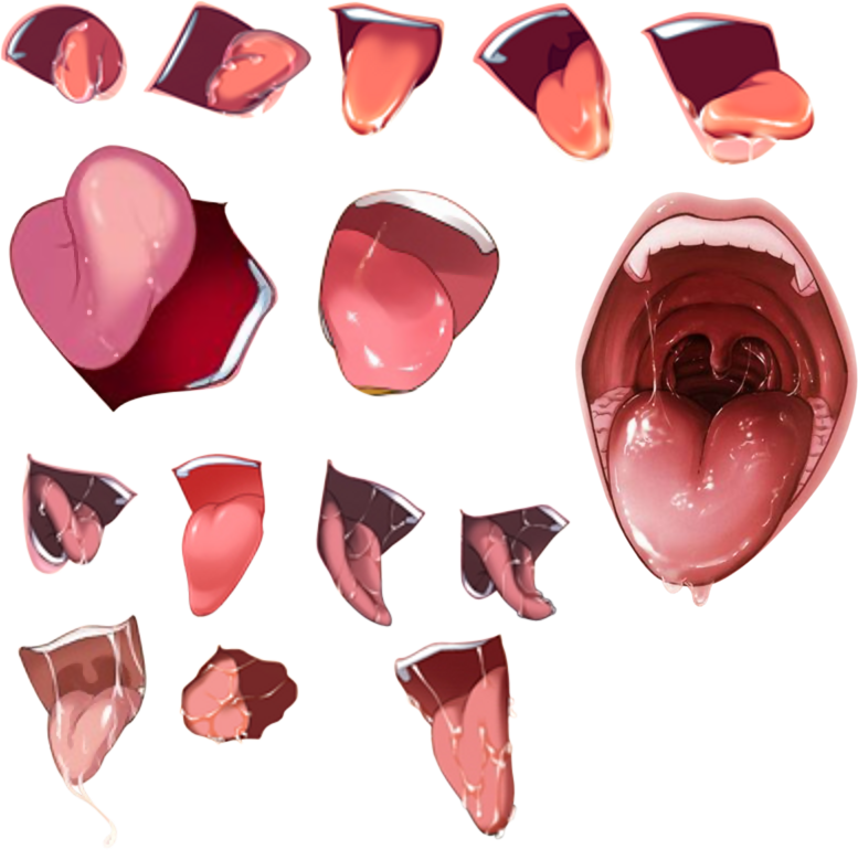 Ahegao face png. Google search draw pinterest