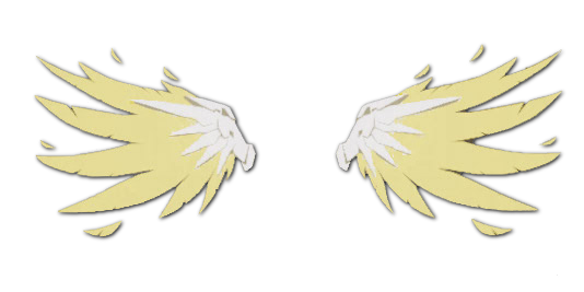 Anime wing png. Image mercy spray wings