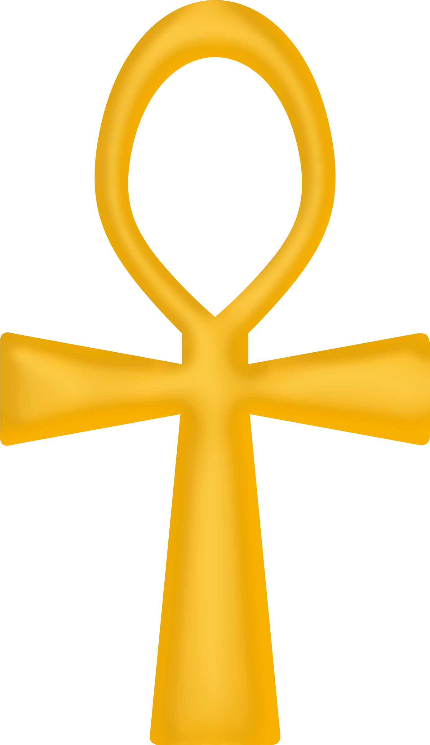 Ankh png. Golden icons free and