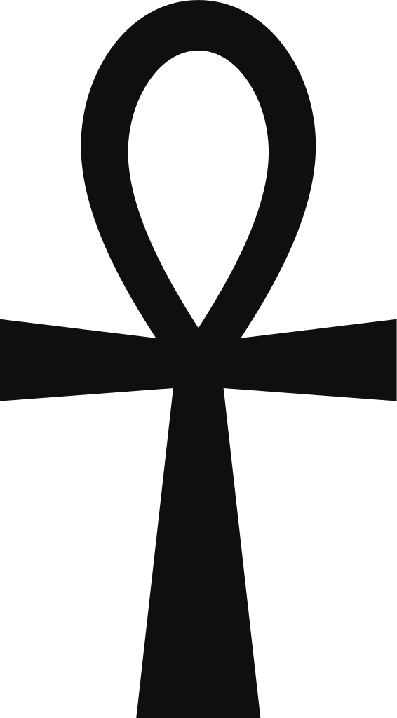 The is an ancient. Ankh transparent clipart freeuse library