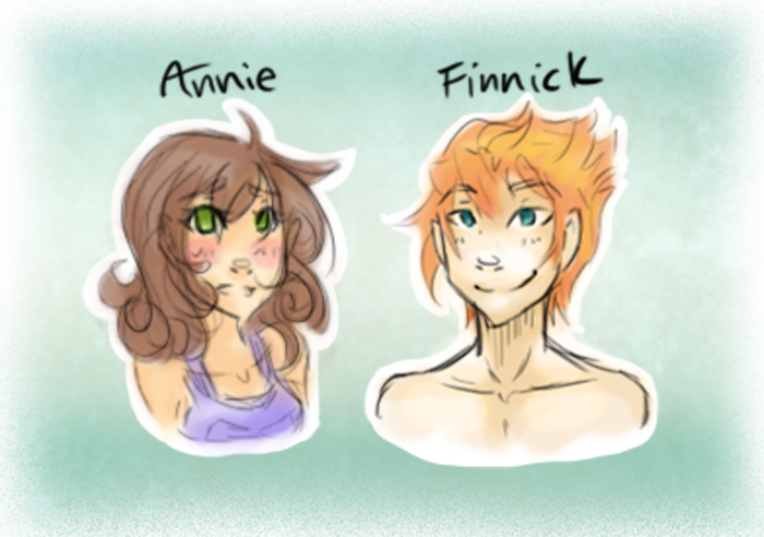 annie drawing finnick