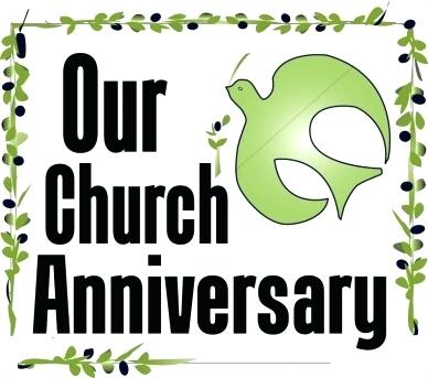 Anniversary clipart choir. Clip art for churches