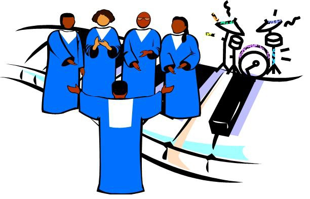 Anniversary clipart choir. Clipartix