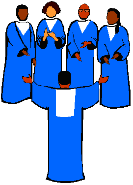 Anniversary clipart choir. Art projects