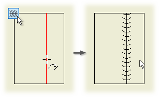 Annotated drawing annotation. Use model weld annotations