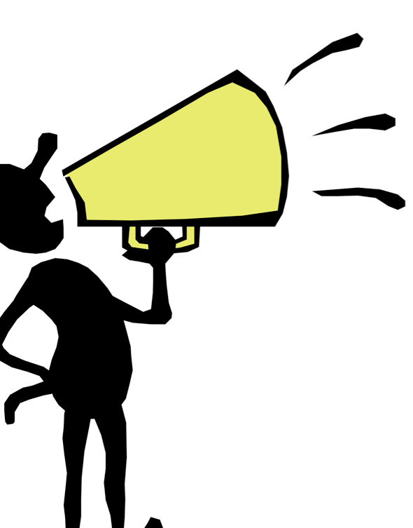 Announcement clipart meeting announcement. Considerations prior to shipping