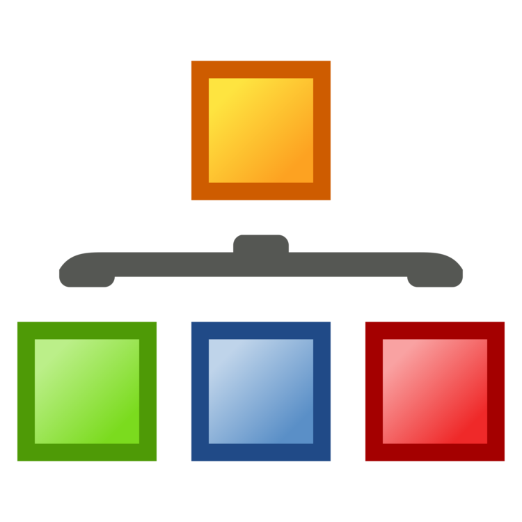 Announcements clipart organizational. Structure hierarchy hierarchical organization