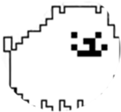 Annoying dog png. Download undertale nyan gif