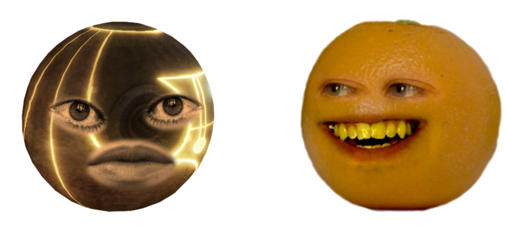 Annoying orange png. Assassin s creed by