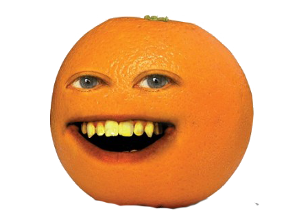 Annoying orange png. Image loathsome characters wiki
