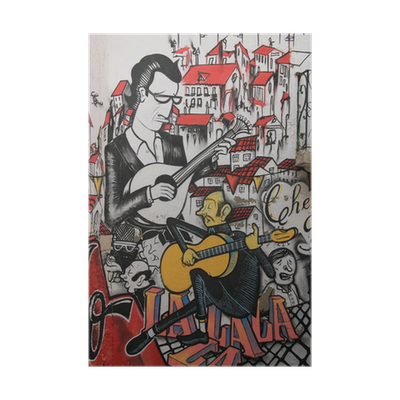 Anonymous graffiti png. Shows singer traditional portuguese