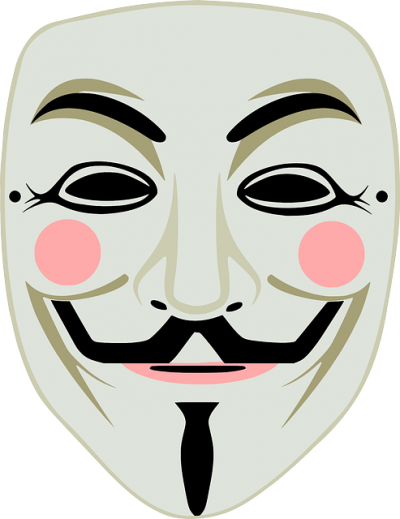 Anonymous mask png. Download free transparent image