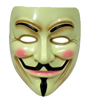 Anonymous mask .png. Png transparent images all