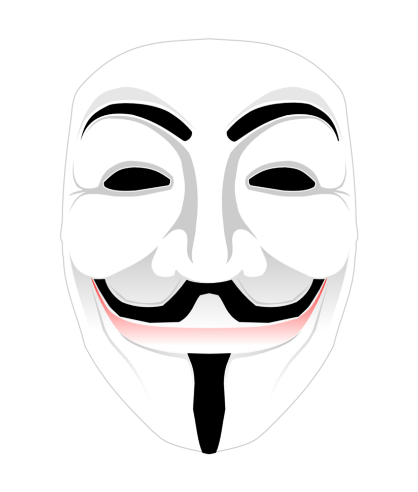 vendetta mask png