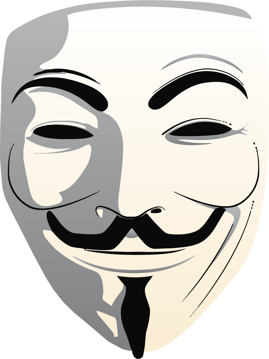 Anonymous mask png. Transparent free images only