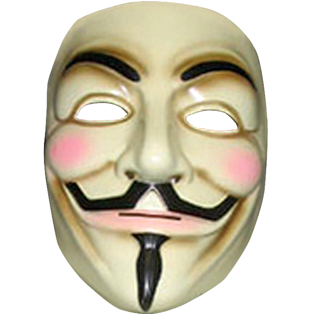 Anonymous mask wallpaper png. Transparent images all clipart