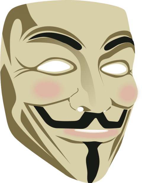 Anonymous maske png. Mask free images toppng