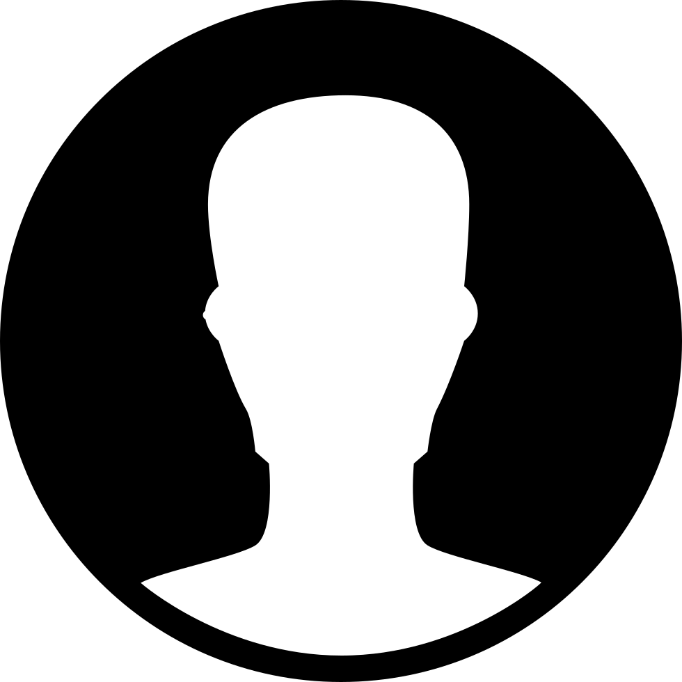Anonymous person png. Svg icon free download