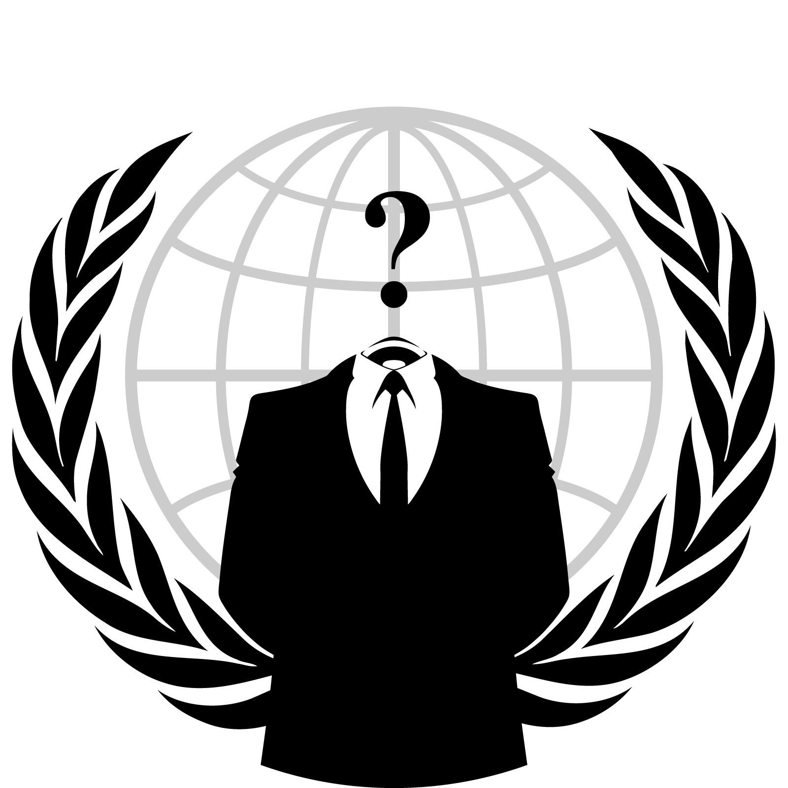 Anonymous png. Logo transparent images pluspng