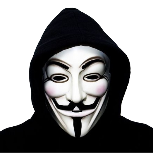 Anonymous .png. Mask png images free