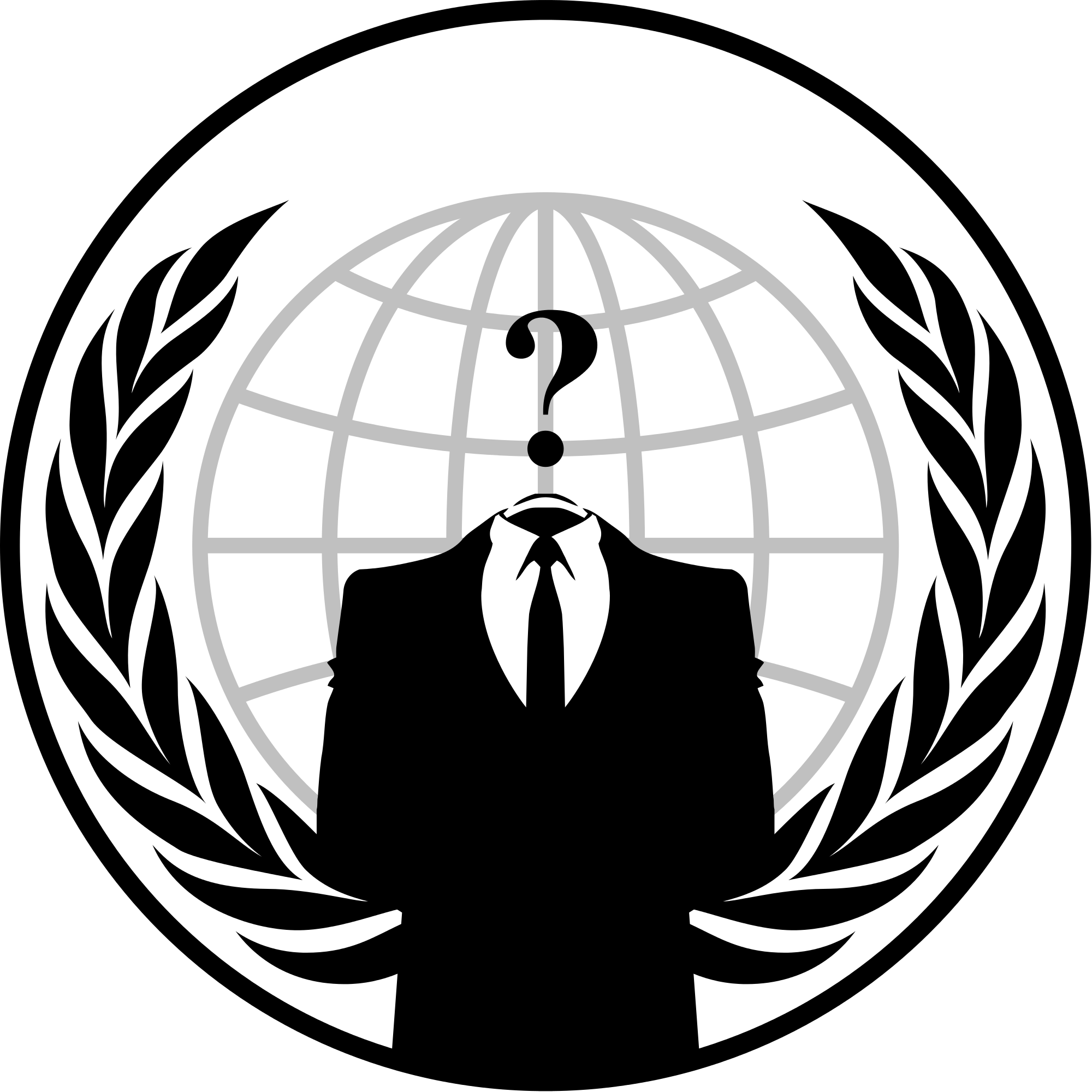 Anonymous png icon. File emblem svg wikimedia