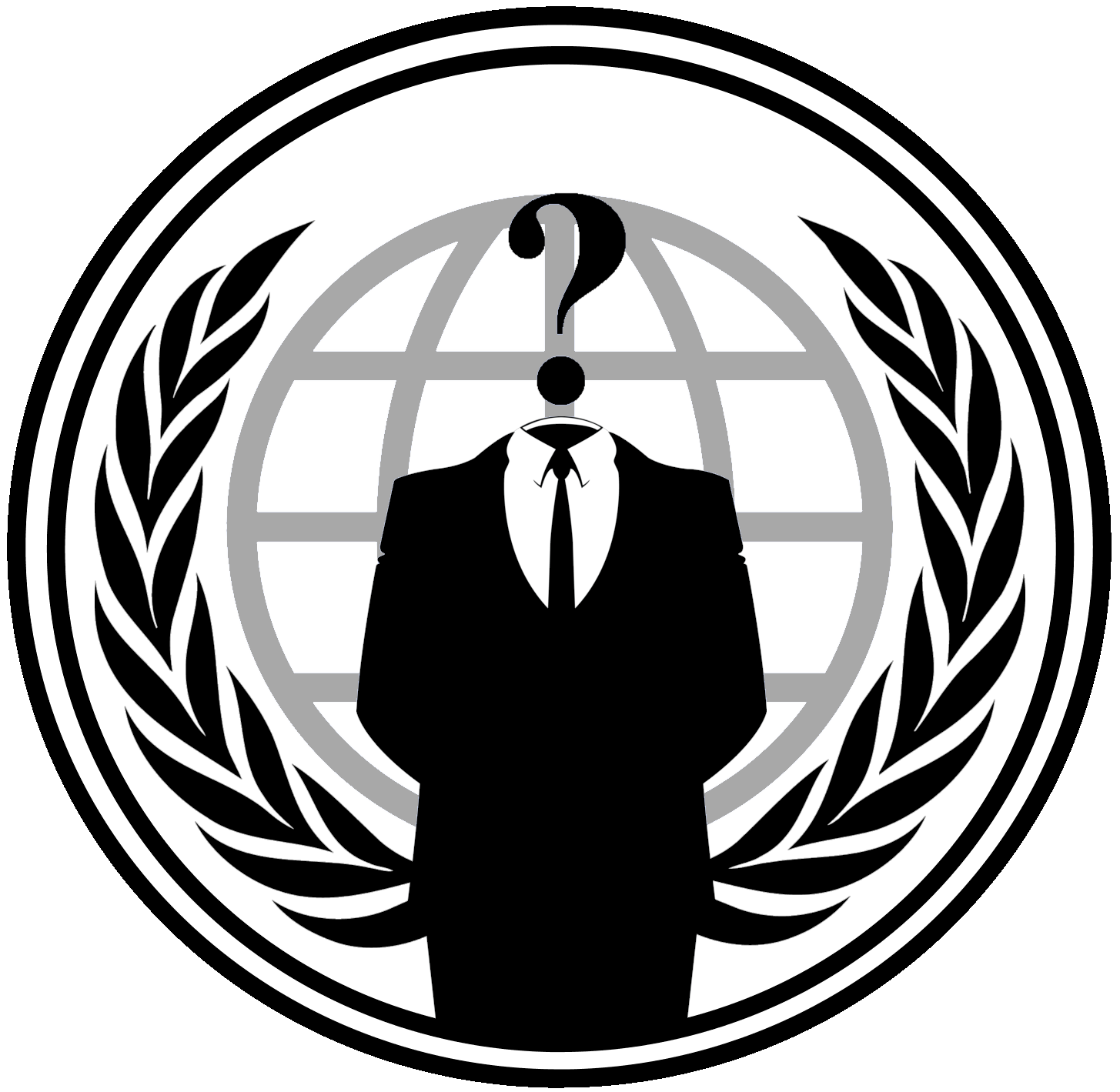 Anonymous render png. Image logo by viperaviator
