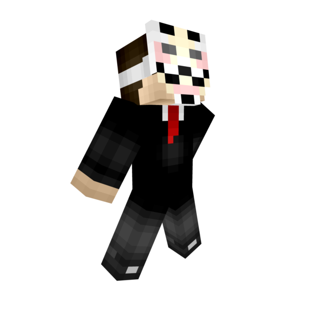 Anonymous render png. Girl ver on desc