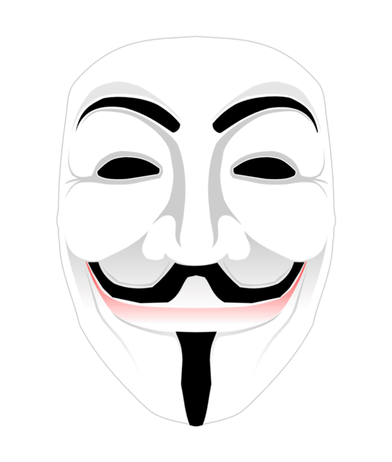Anonymous vector mask guy fawkes. Download free png dlpng