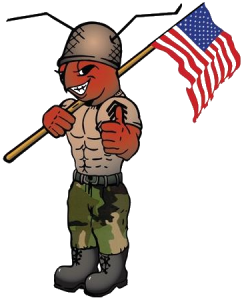 Ant clipart soldier ant. About army moving company