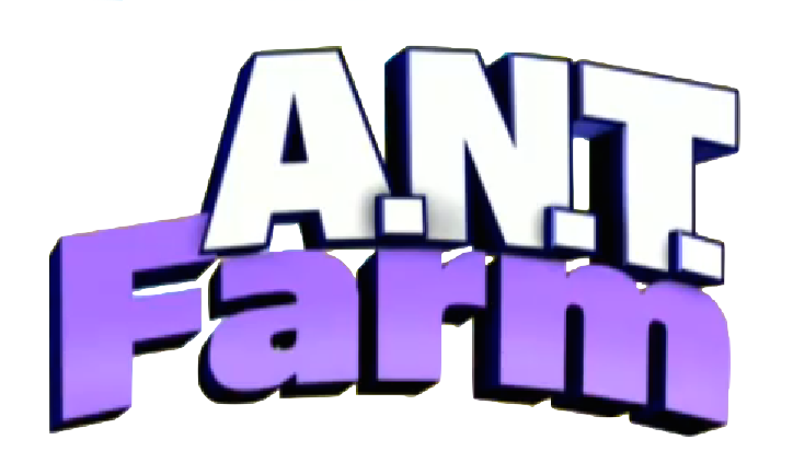 Ant farm png. Image logo disney channel