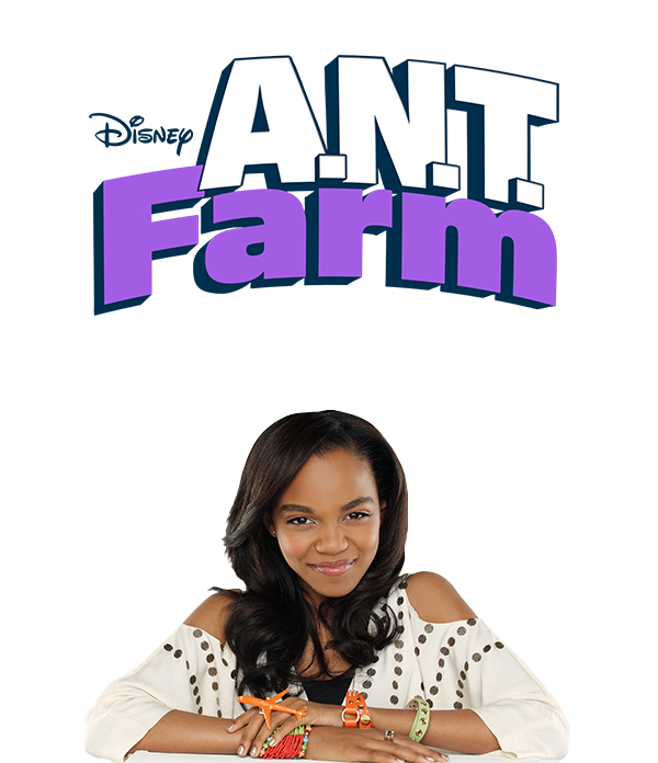 Ant farm png. Videos disney channel uk