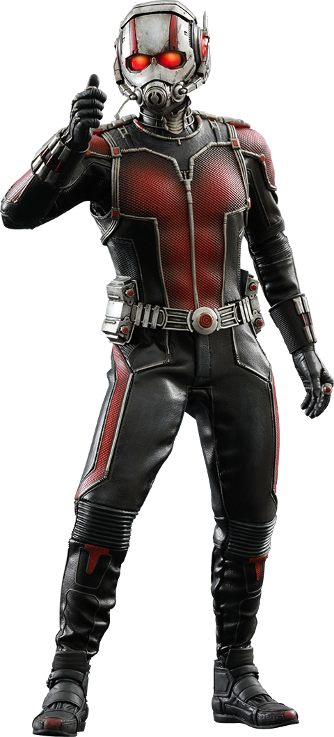 Ant man civil war png. Image hot toys marvel