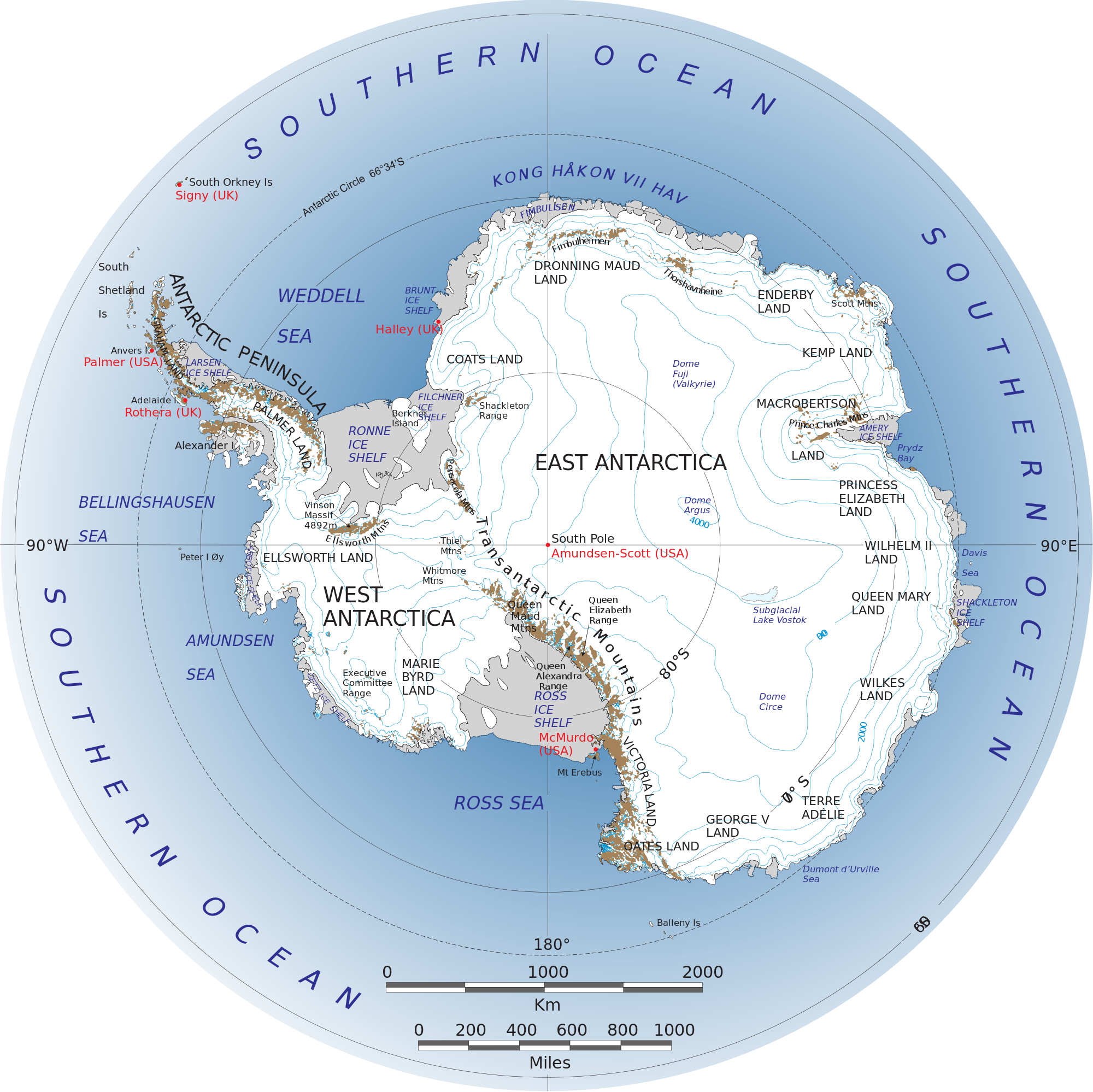 Antarctica drawing underwater. About antarctic and southern