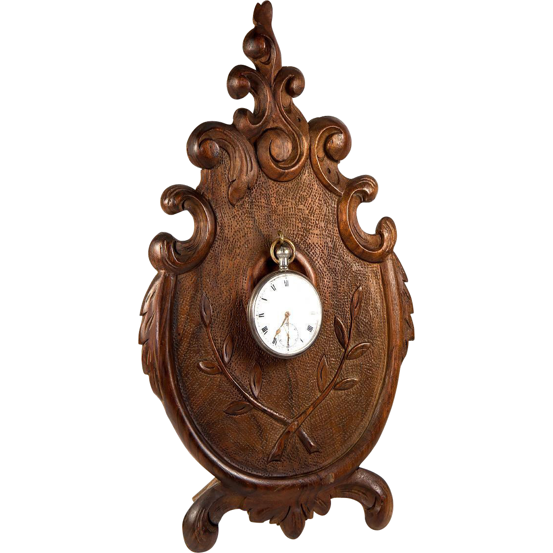 Antique clock hands png. Fine th c tall
