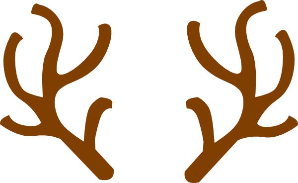 Antler clipart cartoon. Free cliparts download clip