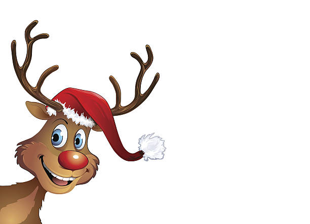Antler clipart rudolph the red nosed reindeer. Rudolf rednosed at getdrawings