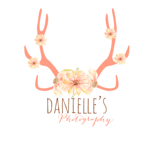 Antlers and flowers png. Antler flower logo in