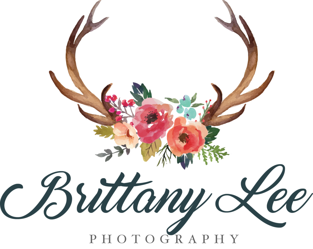 Antlers with flowers png. Brittany lee http
