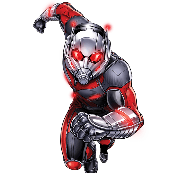 Antman drawing. Short ant man and