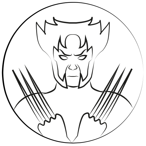 Drawing marvel black and white. Avatar hero antman icon